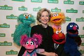 Joan Ganz Cooney Sesame Street