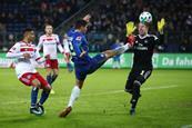 Bundesliga hamburg vs wolfsburg dec 17