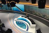 Al jazeera news studio