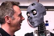 BBC AI robot