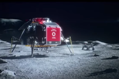 Vodafone lands 4 g on the moon
