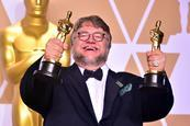Oscars shape of water director guillermo del toro credit afp getty images