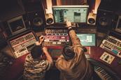 Creative engineers recording studio