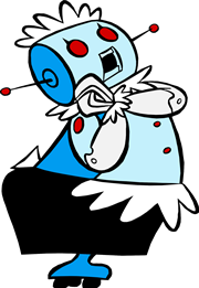 The Jetsons' Rosie