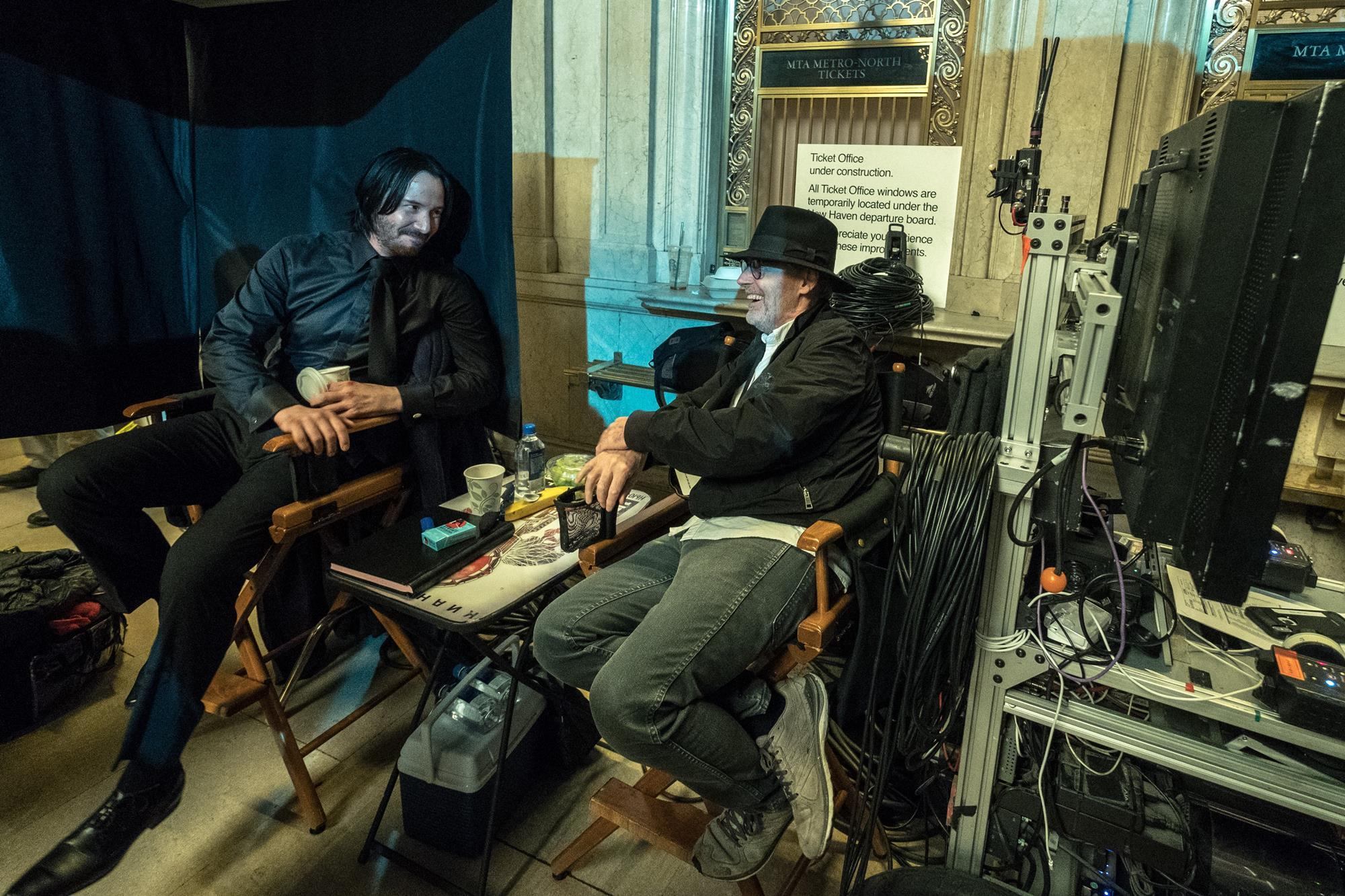 Behind the scenes: John Wick 3 | Industry Trends | IBC