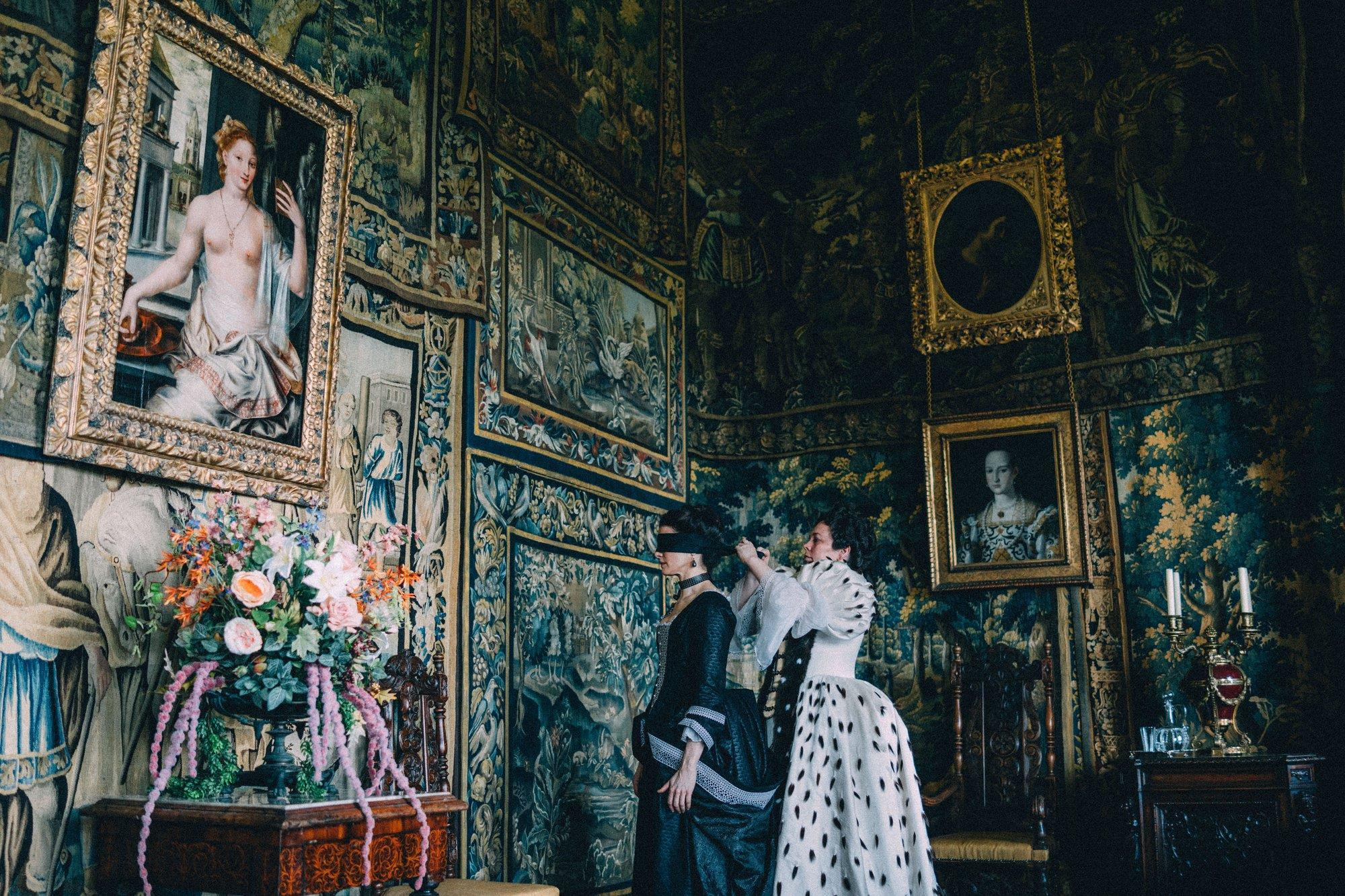 Behind the scenes: The Favourite | Industry Trends | IBC
