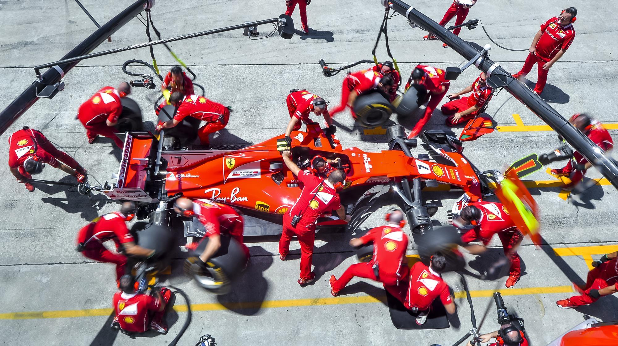 The Brakes Are Off F1 To Launch Fan Focused Ott Service