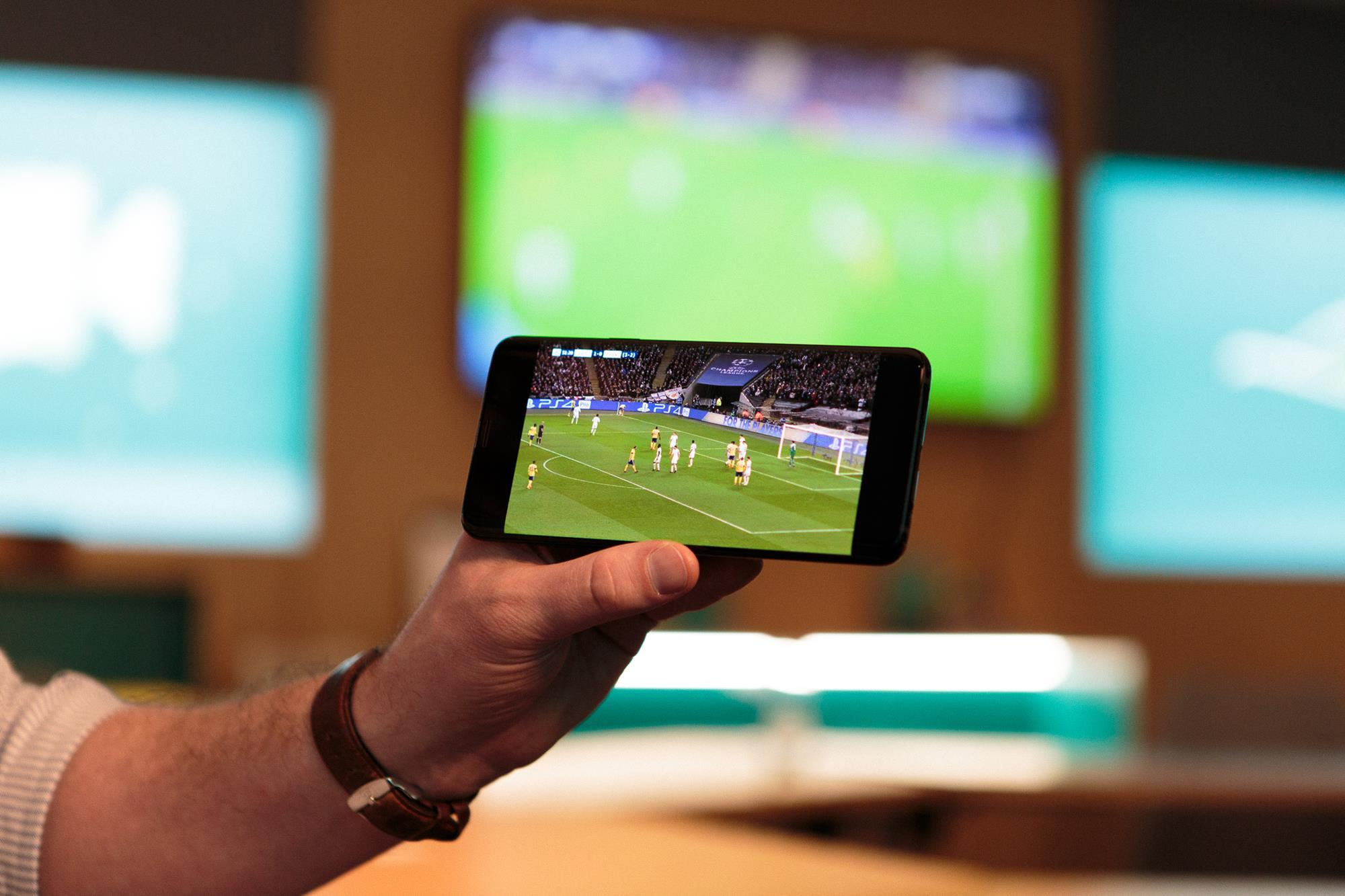 Sport leads the 5G charge | Industry Trends | IBC