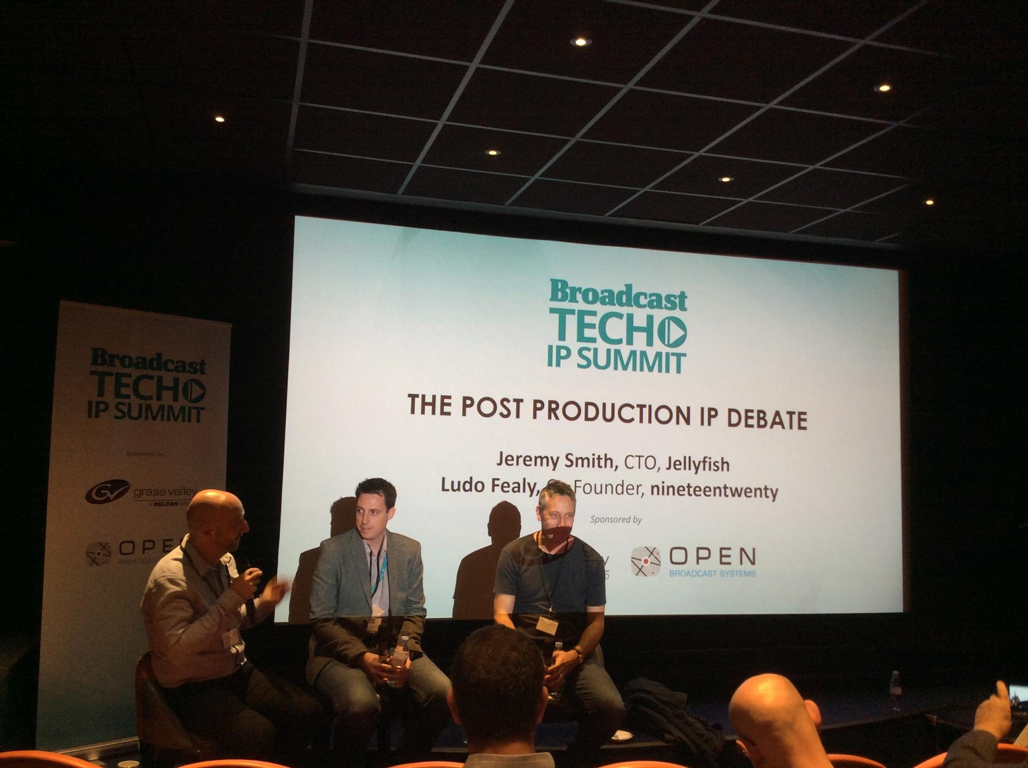 Cloud hailed as saviour of post-production   Industry Trends   IBC