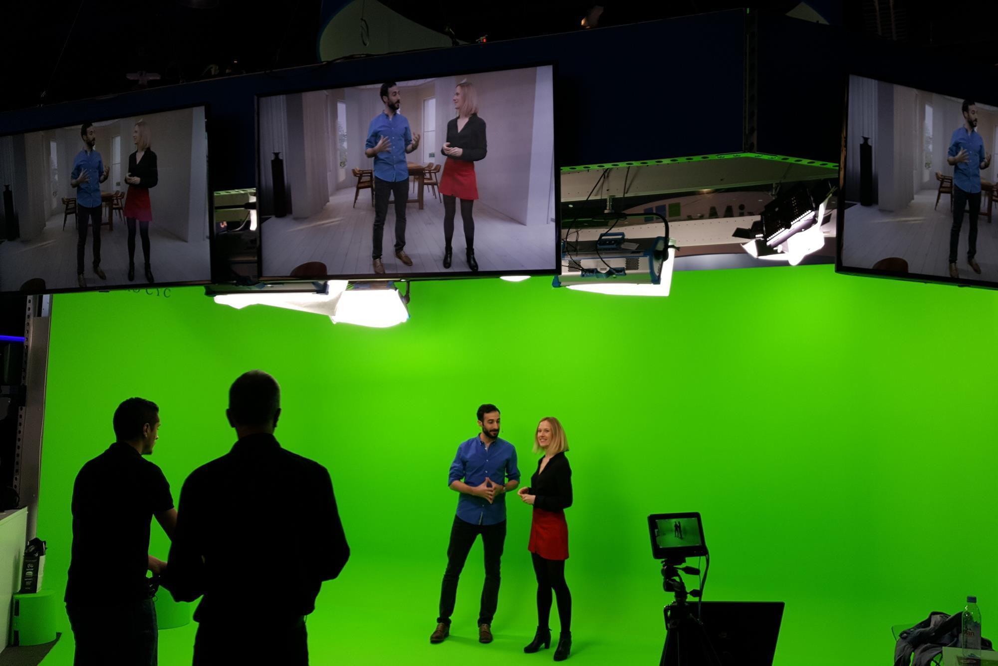 NAB: Building virtual worlds | Industry Trends | IBC