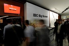Ibc big screen