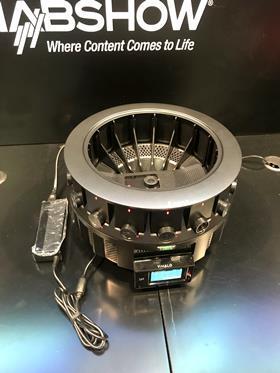 Yi Halo VR camera