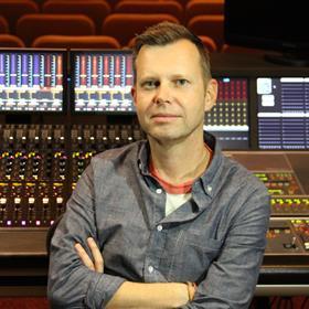 Julian Slater: Sound Designer