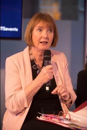 Pay discrimination: Former Minister for Women & Equality Harriet Harman