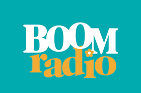 Boom Radio logo