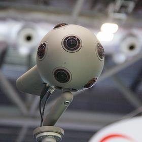 Nokia VR Ozo camera