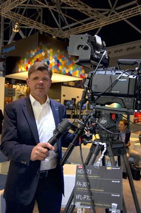 Michael Lätzsch, Ikegami Electronics