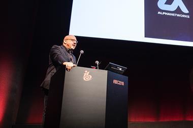 IBC2018 Seth Shapiro blockchain