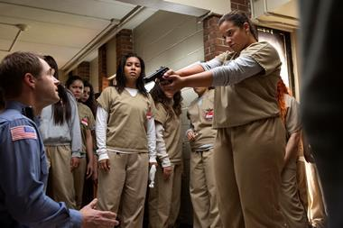 Orange is the new black season 5 source Netflix