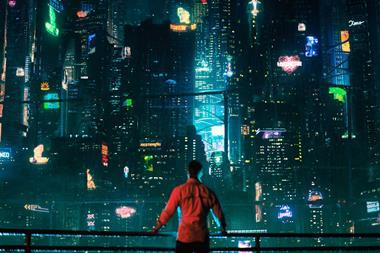 Altered carbon 3x2