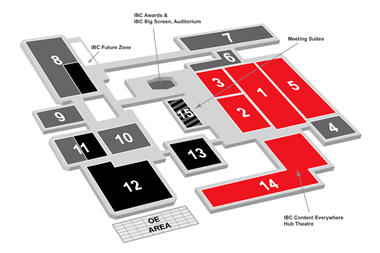 ibc2018 floor plan
