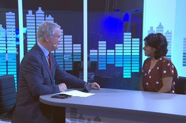 IBC2019 IBCTV interview with Soumya Sriraman