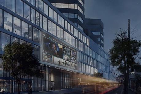 Media City Bergen 3x2