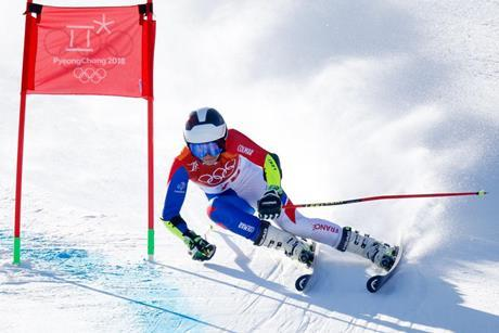 Alpine skiing 2 winter olympics day 4 pyeong chang credit alexis boichard agence zoom getty images