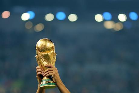 Fifa world cup football