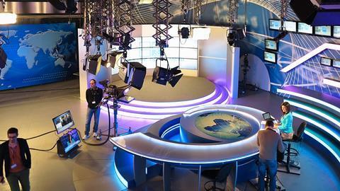 Bts tv studio 16.9