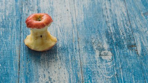 Apple core business focus