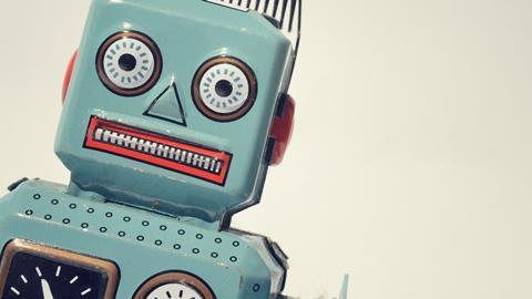 Tin toy robot3