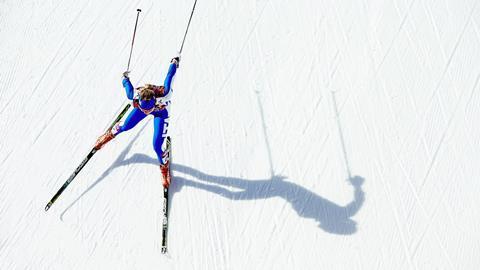 Cross country skiing at Sochi 2014
