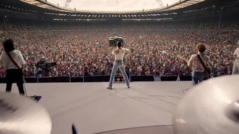 Resultado de imagen de bohemian rhapsody movie make off