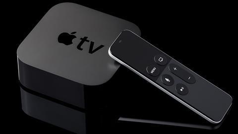 Apple tv crop