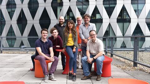 Ganadores del premio IBC2018 al mejor papel - BBC RandD