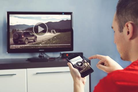 TV and mobile codec