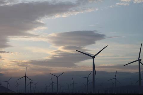 Sustainability windmills