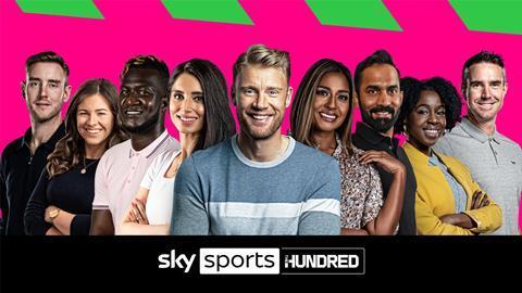Sky Cricket the Hundred