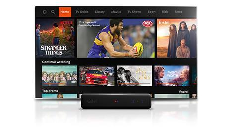 Australia's Foxtel launches Netflix experience | News | IBC