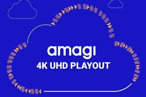 Amagi announces UHD playout on AWS | Daily News | IBC