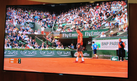 Eutelsat french open