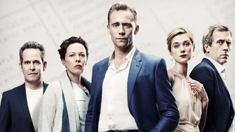 The Night Manager aired on BBC in 2016