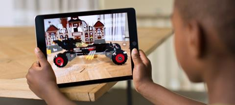 Apple ar kit 3