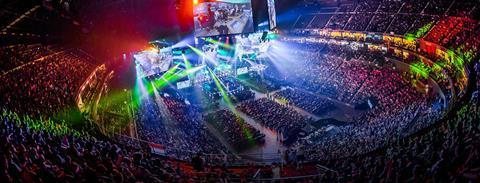 2017 Intel Extreme Masters final in Katowice
