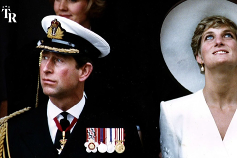 True Royalty: The Prince and Princess of Wales