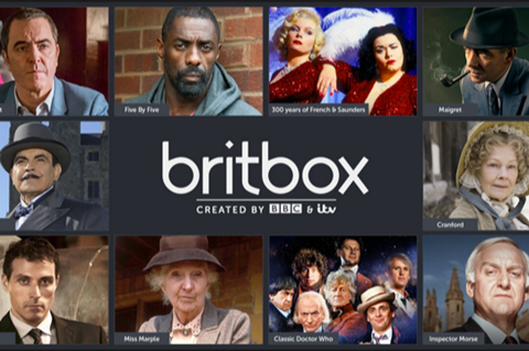Britbox: BBC & ITV's US offering