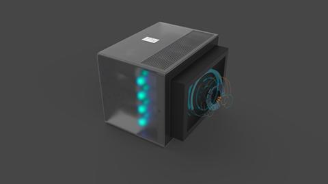 Light Field Lab's initial prototype