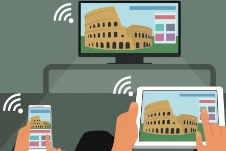 Screen mirroring how to connect laptop phone or ipad to tv  (2)