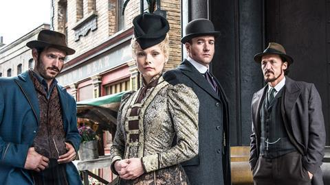 Bbc amazon ripper street
